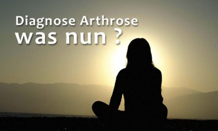 Diagnose Arthrose – was nun?